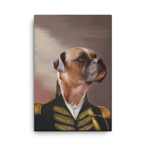 THE GENERAL - CUSTOM PET PORTRAIT (50% OFF)