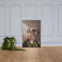 Load image into Gallery viewer, THE GENERAL - CUSTOM PET PORTRAIT (50% OFF)