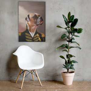 Canvas Pet Portraits