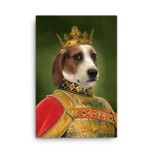 Load image into Gallery viewer, King Pet Potrait