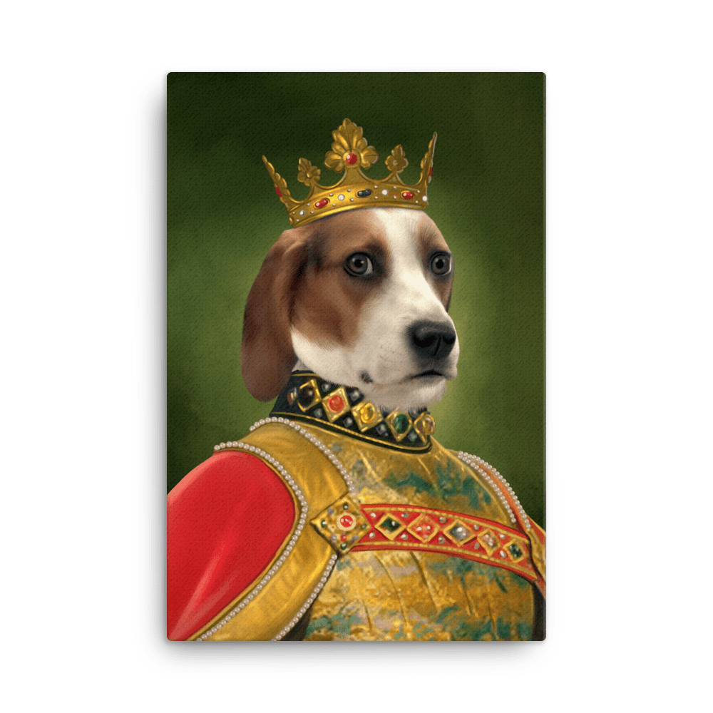 King Pet Potrait