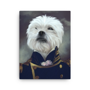 Admiral Custom Pet Portrait