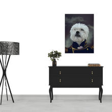Load image into Gallery viewer, Custom Dog Canvas Art