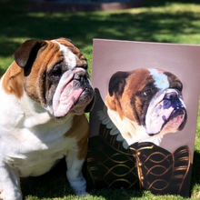 Load image into Gallery viewer, Noble Pet Portraits