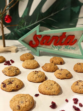 Load image into Gallery viewer, Cranberry Bliss Cookies