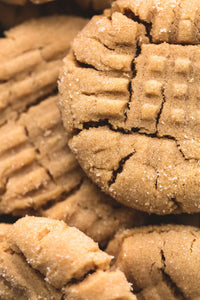 Moms Peanut Butter Cookies