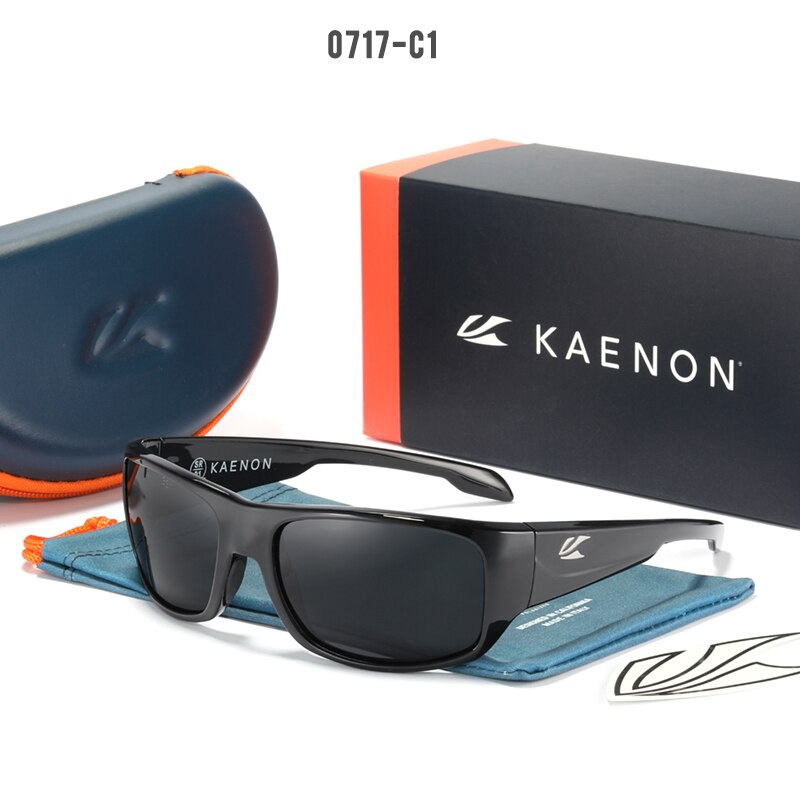 Anacapa Kaenon Polarized Sunglasses TR90 frame men Mirrored lens Brand Design Driving Fishing Sun glasses UV400