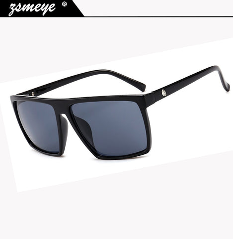ZSMEYE 2018 Newest Square Classic Sunglasses men Brand Hot Selling Sun Glasses Vintage Oculos UV400 Oculos de sol