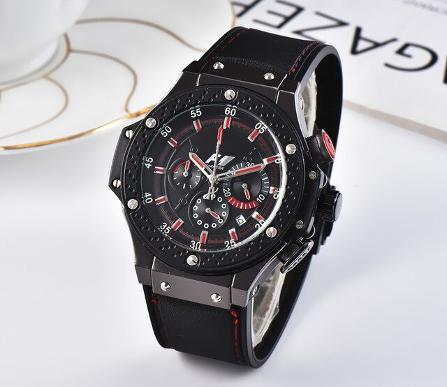 2020 Vintage Classic Watch Men Watches Waterproof Date Rubber Strap Sport Full Function Quartz Army Relogio masculino reloj