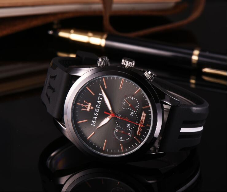 2020 Fashion Quartz Watches Men Military Sports Watch Week Display Male Wrist Watches Time Clock Relogio Masculino