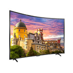 TV 50' inch ENGLAON UA500SF led television smart TV UHD LED TV Curved TV 49 TVs smart TV Android 8.0 full HD Digital