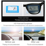 Retro Polarized Sunglasses Men Brand 2019 Square Red Sunglasses Women Men Driving Glasses Classic Mens Sun Glasses Oculos Sol