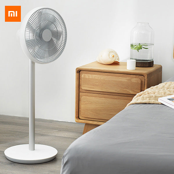 Xiaomi Smartmi Standing Floor Fan 2s 2 DC Natural Wind Wireless Fan Home With 2800mAh Battery APP Remote Control Air Conditioner