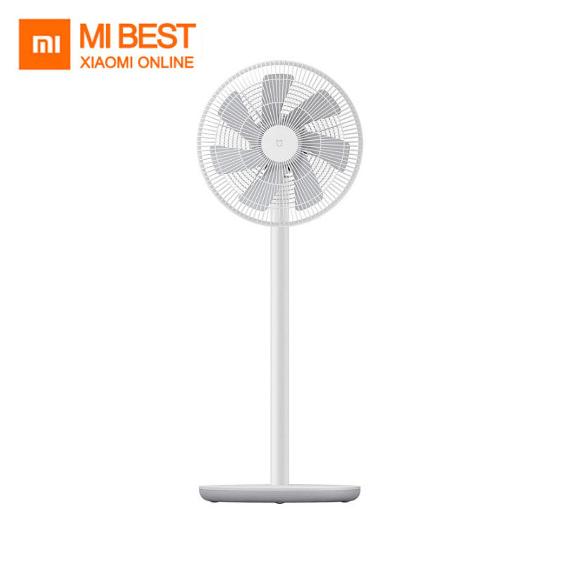 2018 New Xiaomi Mijia Smart Pedestal Standing Fans APP Control Remote Floor Fan Air Conditioner Natural Wind for Home Family
