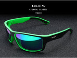 OLEY Polarized Sunglasses Men's Driving Shades Outdoor sports For Men  Travel Oculos Gafas De Sol Customizable logo YG201