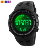 SKMEI Men Sports Watches New Fashion Digital Chrono Countdown Men's Multifunction Casual LED Wrist watches Relogio Masculino