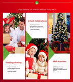 Teellook 1.2 m / 3.0 m PE encryption Christmas tree Christmas Hotel shopping mall home decoration ornaments