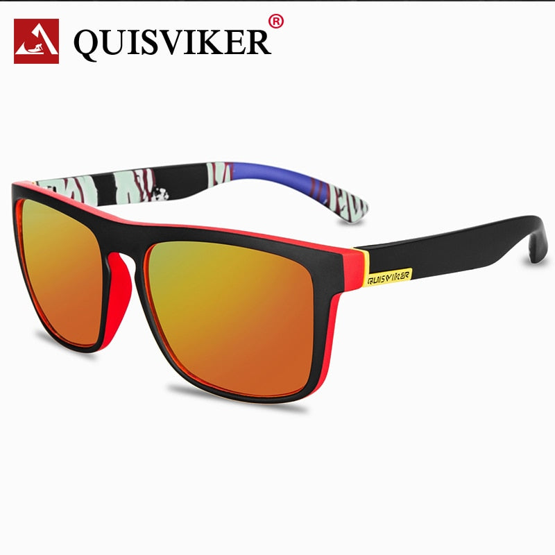 QUISVIKER Brand Polarized Fishing Glasses Men Women Sunglasses Outdoor Sport Goggles Driving Eyewear UV400 Sun Glasses