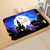 YORIWOO Pumpkin Halloween Door Mat Floor Carpet Outdoor Rugs Witch Happy Halloween Decorations For Home 2019 Kids Birthday Party