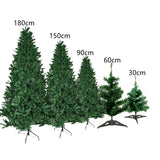 Artificial Christmas tree Plastic Christmas Decorations  Holder Base For Christmas Home Party Decortaion Green Miniature Tree