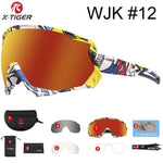 X-TIGER Pro Wind Cycling Eyewear Polarized Sports Road Bicycle Glasses MTB Bike Sunglasses Goggles Mountain Bike Cycling Glasses