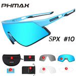 PHMAX Ultralight Polarized Cycling SunGlasses Outdoor Sports Bicycle Glasses Men Women Bike Sun glasses Goggles Bike Eyewear