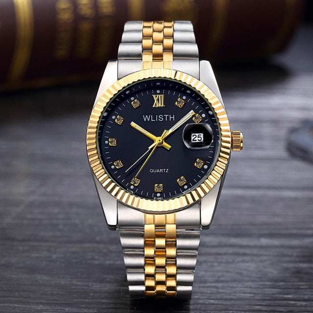 Relogio Masculino 2019 Wristwatch Men Watches Top Brand Luxury Famous Quartz Watch For Male Clock Date Hodinky Man Hour With Box