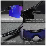 Pit Viper Brand Design Classic Polarized Sunglasses Men Vintage Cycling Sunglasses For Men Male Driving Climbing Eyewear Gafas