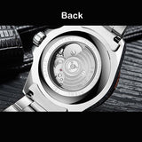 Tevise Brand Men Mechanical Watches Automatic Watch Famous Design Fashion Luxury Gold Clock horloges Mannen Relogio Masculino