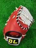 13 Inch Baseball glove Batting Full Cowhide Leather First baseman Combat Power For Young Men Adults Left Right Handed softball