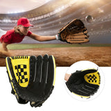 10.5/11.5/12.5 Inch Right Hand High Quality Pu Leather Baseball Glove Baseball Softball Training Gloves Guantes Beisbol Leather