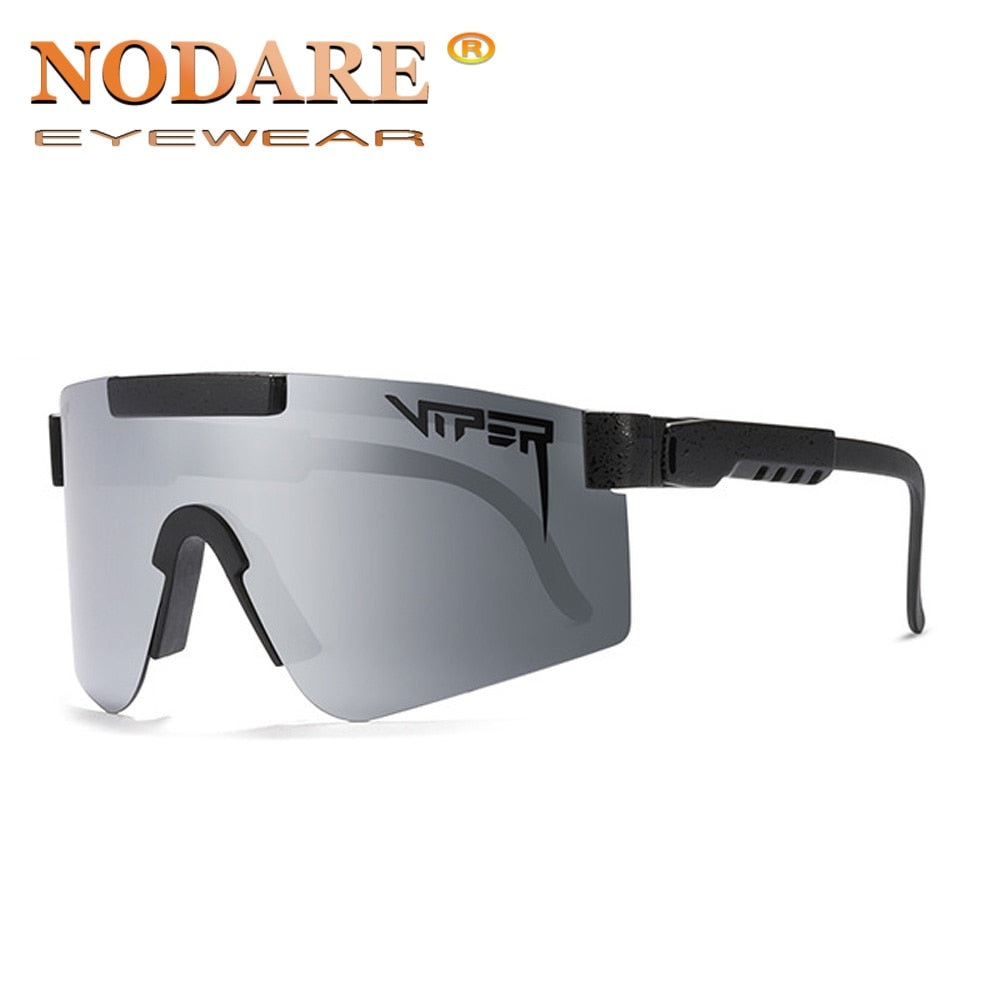 Hot pit viper TR90 Polarized Sunglasses For Men/Women Outdoor Qindproof High Quality Eyewear 100% UV Mirrored lens Oculos UV400
