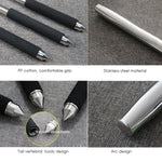 Stainless Steel Multi-Functional Baseball Bat Car Emergency Stick Comfortable Grip Non-slip And Durable Tail Vertebral Body