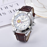 Breitling- high-end brand men's mechanical wrist watch men's watch stainless steel band classic fashion watch 20