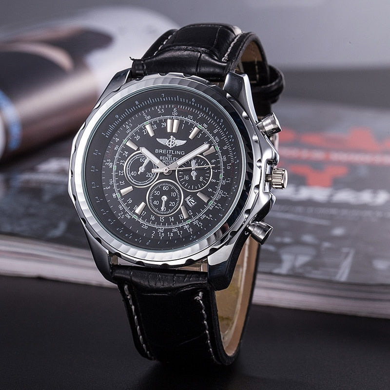 2020 Breitling Luxury Brand  Wristwatch Mens and  Woman Watches Quartz Watch with Steel Strap relojes hombre automatic6