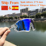 5 Lens polarized Outdoor Sports Bike Bicycle Sunglasses Gafas MTB Cycling Glasses Eyewear Peter Goggles man