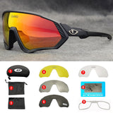 Polarized Cycling sunglasses Cycling Eyewear Photochromic gafas occhiali ciclismo Mountain Bike Bicycle MTB Cycling glasses