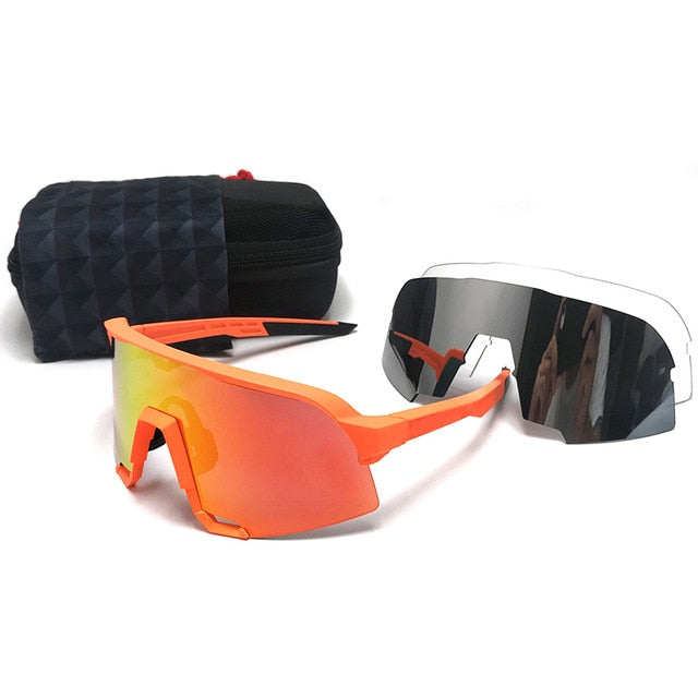 S3 Sports Cycling Glasses Outdoor Sports Sunglasses Peter Bike Glasses Speedcraft Mountain Bicycle Eyewear Gafas Ciclismo