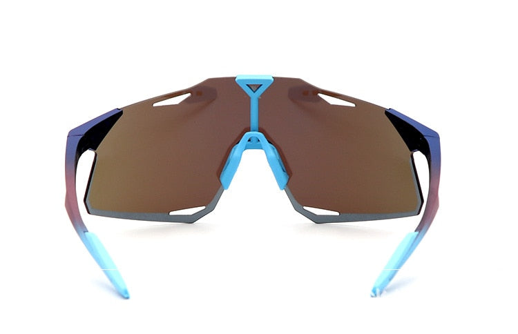 2020 New Outdoor Sports Glasses For Cycling Outdoor Travel Wind and Sand Sunglasses Anti-Ultraviolet Multi-Color Goggles Set