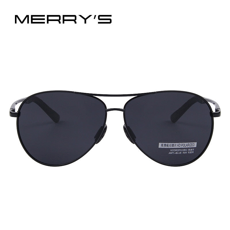 MERRY'S Polarized Sunglasses Men Driver Mirror Sun glasses Male Fishing Female Outdoor Sports Eyewear For Men S'601