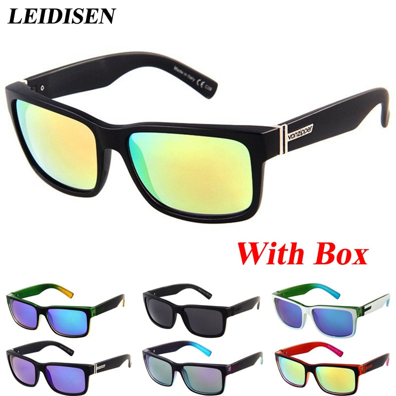 With box New Stylish Brand Sunglasses Men/Women Vintage Glasses UV400  design Gafas de sol Eyewear Oculos de sol Feminino