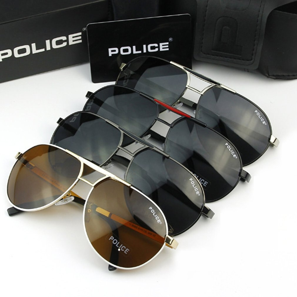 Vintage Men Sunglasses Punk Retro Cat Eye Sunglasses Polarized Gothic Driving Safety Sun Glasses