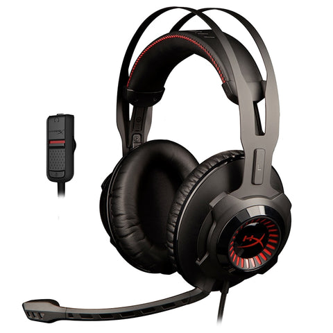 Kingston HyperX Cloud Revolver Headphones Studio-grade sound stage lets you hear further Gaming Headset for FPS