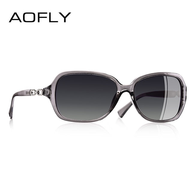 AOFLY BRAND DESIGN Fashion Polarized Sunglasses Women Sun Glasses Female Gradient Shades Eyewear Gafas De Sol Femeninas UV400