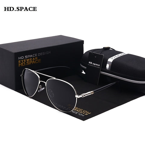2019 New polarized sunglasses men Luxury Brand designer Vintage unisex sun glasses for driving fishing UV400 protected glasses