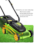 New Arrival 1600W Home Electric Lawn Mower Touching Lawn Mowers Push-type Lawn Mower 230V-240V / 50Hz 320mm 3300r/min Hot Sale