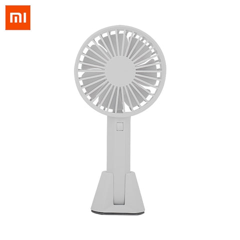 Xiaomi Original VH fan Portable Handheld With Rechargeable Built-in Battery 1000mAUSB Port Handy Mini Fan For Smart Home