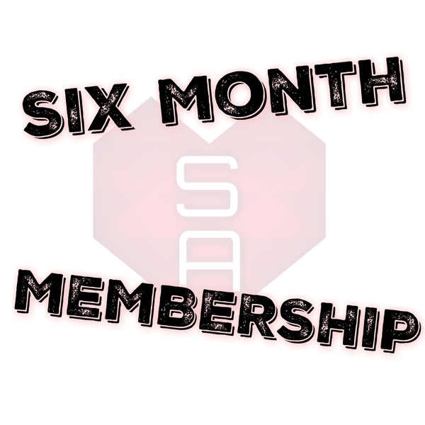Six Month Membership