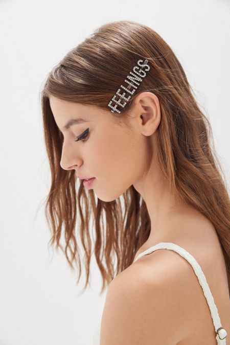Crystal Hairpin GLAM FEELINGS BO$$
