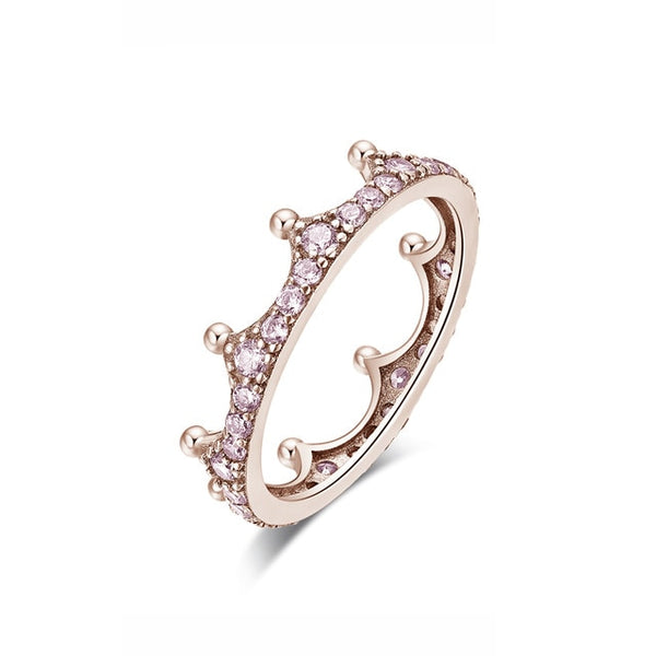 Princess at Heart Tiara Ring